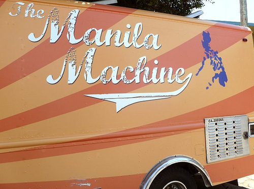 The Manila Machine Food Truck (Los Angeles, CA)